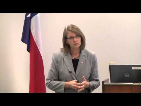 Brown Bag Lunch Series - Freight Rail - Giving Houston a Competitive Edge - May 19, 2014
