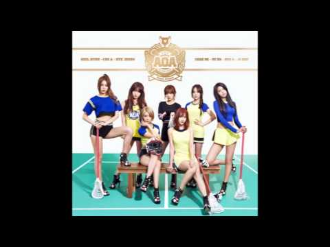 AOA Heart Attack - Track 03. 들어와 (Come To Me)