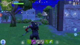 Pro Player mobile fortnite (REAL VITTORY) and tips on how to play