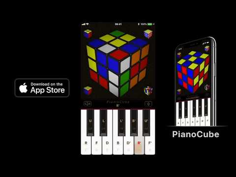 PianoCube App Gameplay
