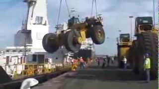 HOIST - CAT 793 Dump Truck Accident Crash