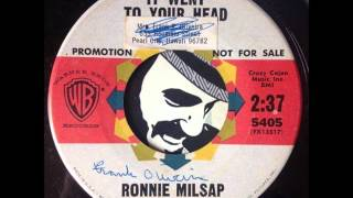 Ronnie Milsap - It Went To Your Head (Warner Bros)