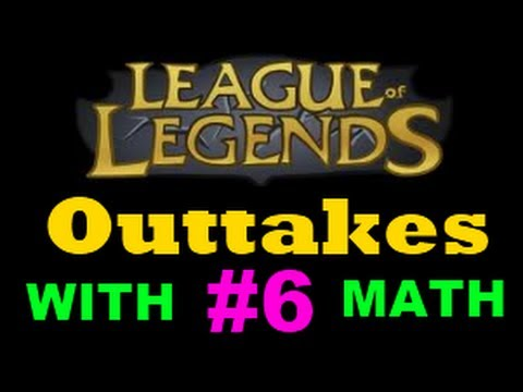 Steal A Kill, Lose Your Life - League of Legend Outtakes