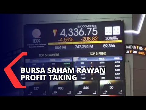 IHSG (13/3/2020) Ditutup Menguat from YouTube · Duration:  4 minutes 7 seconds
