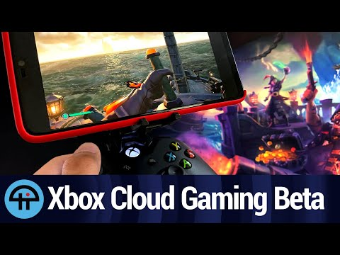 Microsoft's Xbox Cloud Gaming Beta Now Available on Android