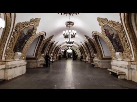 Underground Moscow «Светлое будущее и чистый ритм»