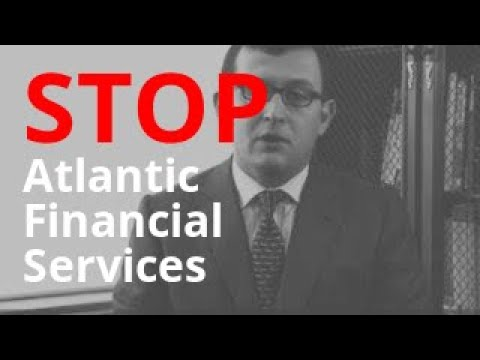 Atlantic Financial Services Calling? | Debt Abuse + Harassment Lawyer