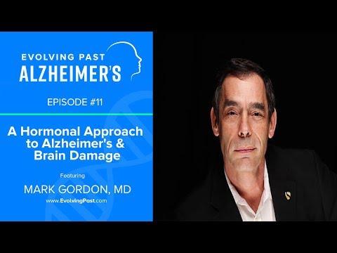 A Hormonal Approach to Alzheimer's & Brain Damage