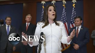 House GOP elects Stefanik to replace Cheney | WNT