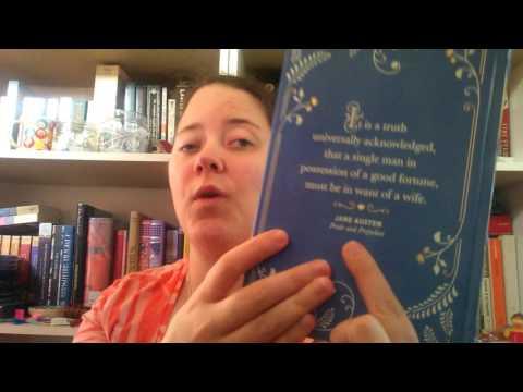 My Jane Austen Collection Pt. 1 :D