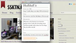 How to Use Huffduffer to Save MP3s and Podcasts to Listen to Later