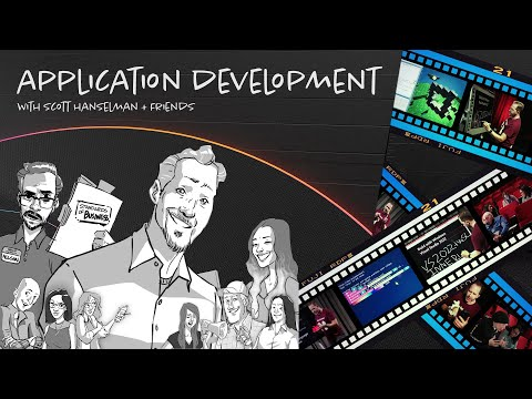 Application Development with Scott Hanselman & Friends | KEY11D