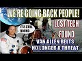 NASA SAYS WE ARE FINALLY GOING BACK TO THE MOON VAN ALLEN BELTS NO LONGER AN ISSUE mp3