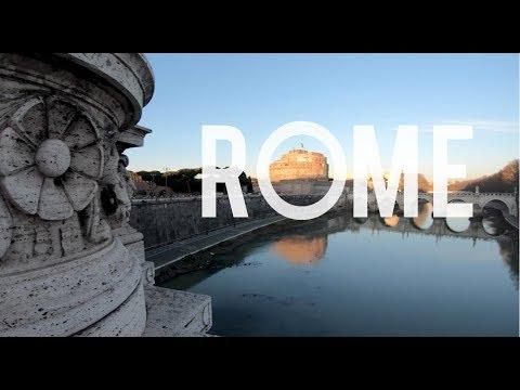 Rome   Tour of The Eternal City (4K)