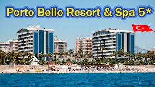 Отели Турции Porto Bello Resort Spa 5 Анталья