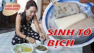 Cách Làm Sinh Tố Đậu Xanh Đơn Giản | Nam Việt 679
