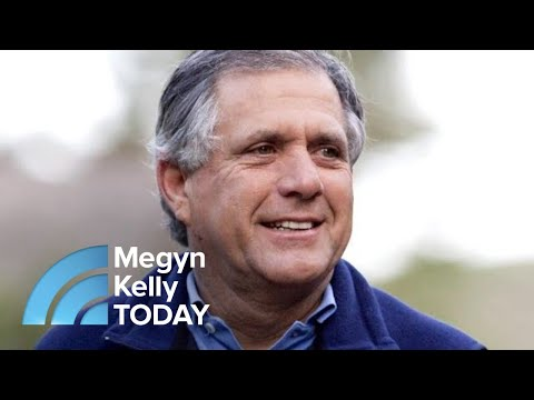 Megyn Kelly Discusses Les Moonves' Exit From CBS Amid Allegations | Megyn Kelly TODAY