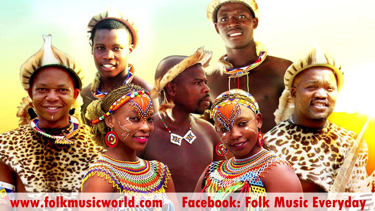 AFRICAN ZULU TRADITIONAL MUSIC