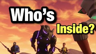 Who's Inside The Omega Skin-Fortnite Battle Royale