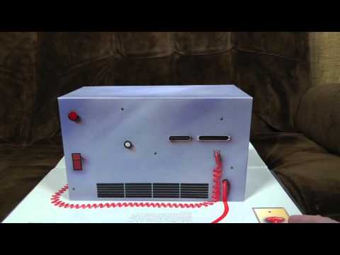 1985 Pop-up Book: Inside the Personal Computer | Ashens