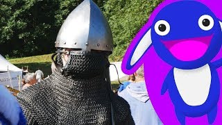 Medieval history for children | Learn about knights and Middle Ages with Moogoopi