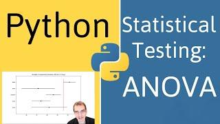 Python For Data Analysis: ANOVA