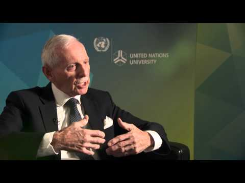 Migration in the World Today, a Conversation with Ambassador William Lacy Swing