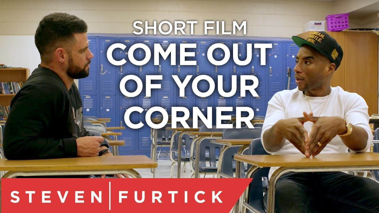 Come Out of Your Corner (Short Film): A conversation with Steven Furtick and Charlamagne tha God