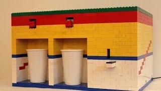 Lego breakfast machine V2