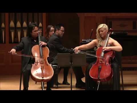 Shostakovich Prelude for Two Cellos and Piano