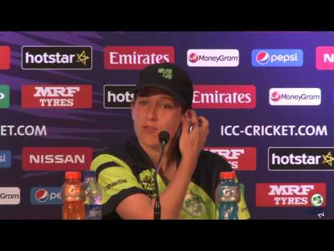 Isobel Joyce - New Zealand Post Match Press Conference