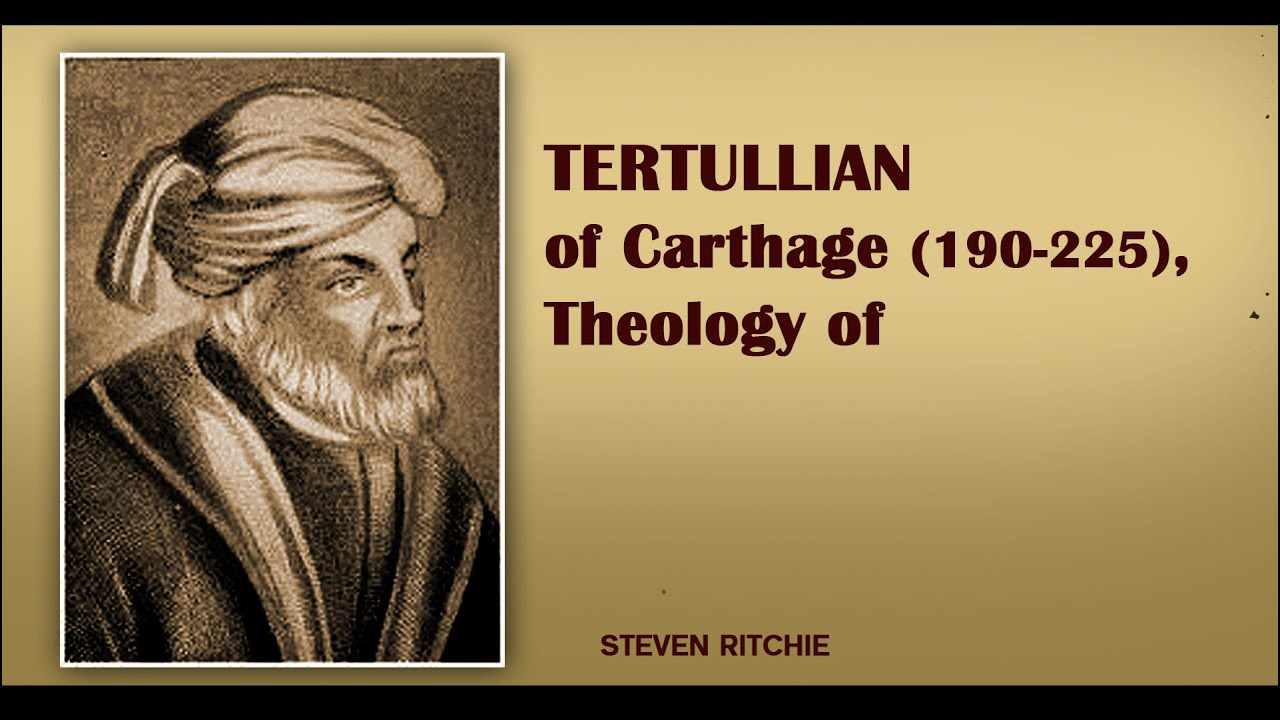 Image result for images of tertullian