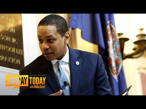 Justin Fairfax Faces Call To Resign Amid Sexual Assault Accusations | Sunday TODAY