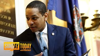 Justin Fairfax Faces Call To Resign Amid Sexual Assault Accusations | Sunday TODAY thumbnail