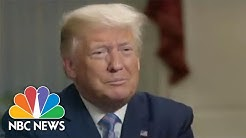 Trump Discusses Declassifying Roswell, Says He knows 'Very Interesting' Information | NBC News NOW