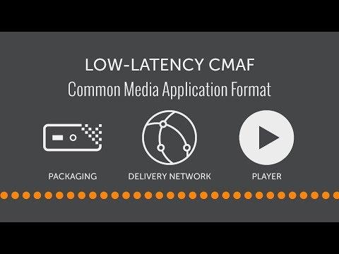 Low-Latency CMAF