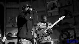 Luke James Singing, Derrick Hodge on Bass at Robert Glasper's Birthday. Watch in HD