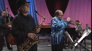 A group of musicians from within the MJO featuring Lew Soloff Trump...