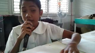Talented Student from Davao Oriental
