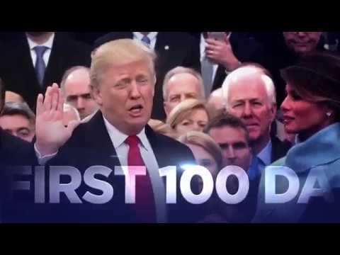 President Trump's First 100 Days video - Do you agree?