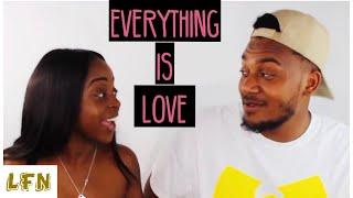 Jay-Z, Beyonce- Everything is Love-( Full AlbumReaction)