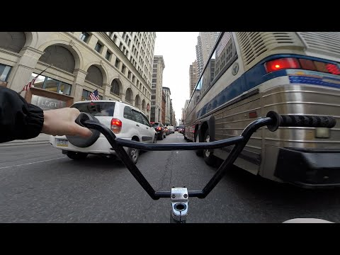 DailyCruise 12: Brooklyn to Manhattan BMX NYC