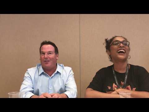 David Janollari & Monica Owusu-Breen (Executive Producers) talk Midnight Texas at SDCC '17