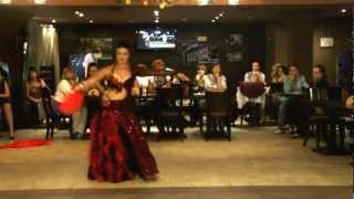Alisia ( Astman Olesia) Arabe tango fusion belly mix