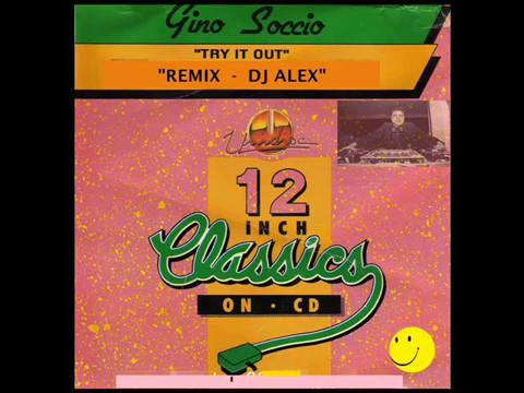 TRY IT OUT (remix) - DJ ALEX