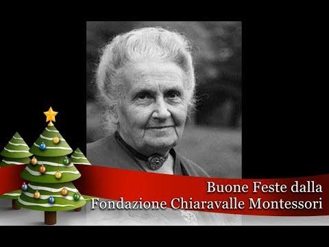 Buone feste dalla Fondazione Chiaravalle Montessori!