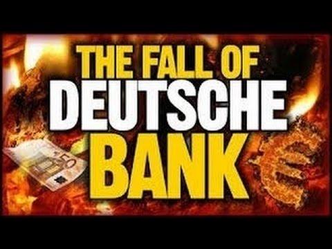 The Fall of Deutsche Bank Prepare Yourself Accordingly (NEW)