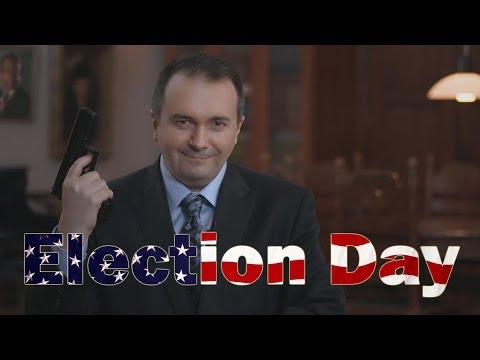 [Payday 2] Election Day! (First Look)