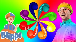 Rainbow Song | Educational Songs For Kids