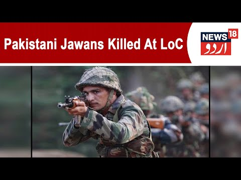 3 Pakistani Jawans Killed In Retaliatory Firing By Indian Army Along LoC In Jammu & Kashmir